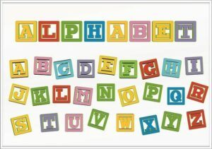 how to teach the alphabet, letters