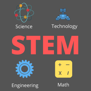 Awesome STEM subscription boxes for kids- STEM acronym