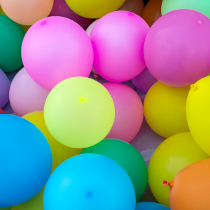 31 Remarkably Creative Activities for Kids- balloons
