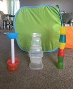 31 Remarkably Creative Activities for Kids- building towers