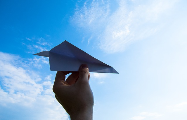31 Remarkably Creative Activities for Kids- paper airplane
