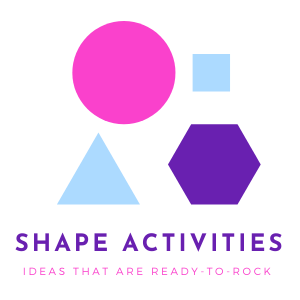 things to do with shapes for kids- shape activities