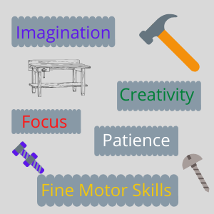 Interesting Construction Toys for boys, why play- skills from building