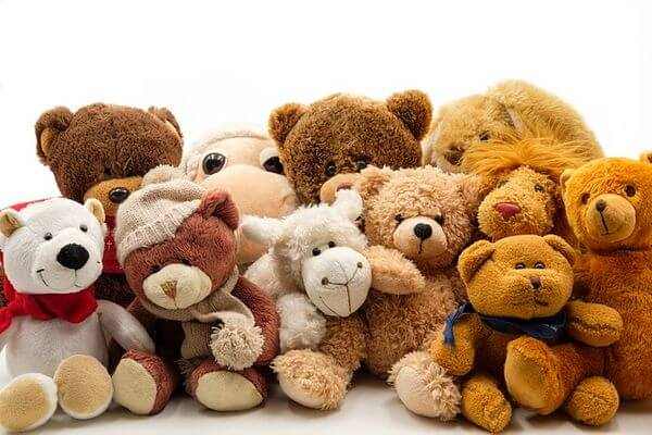personalized books for children- stuffed animals