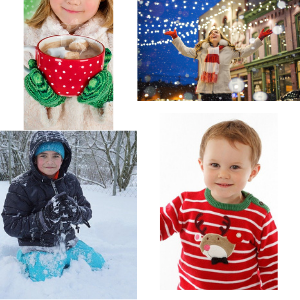 fun family holiday activities- fun pictures