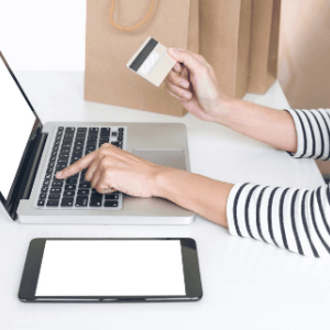 7 tips to a blog- making a purchase online